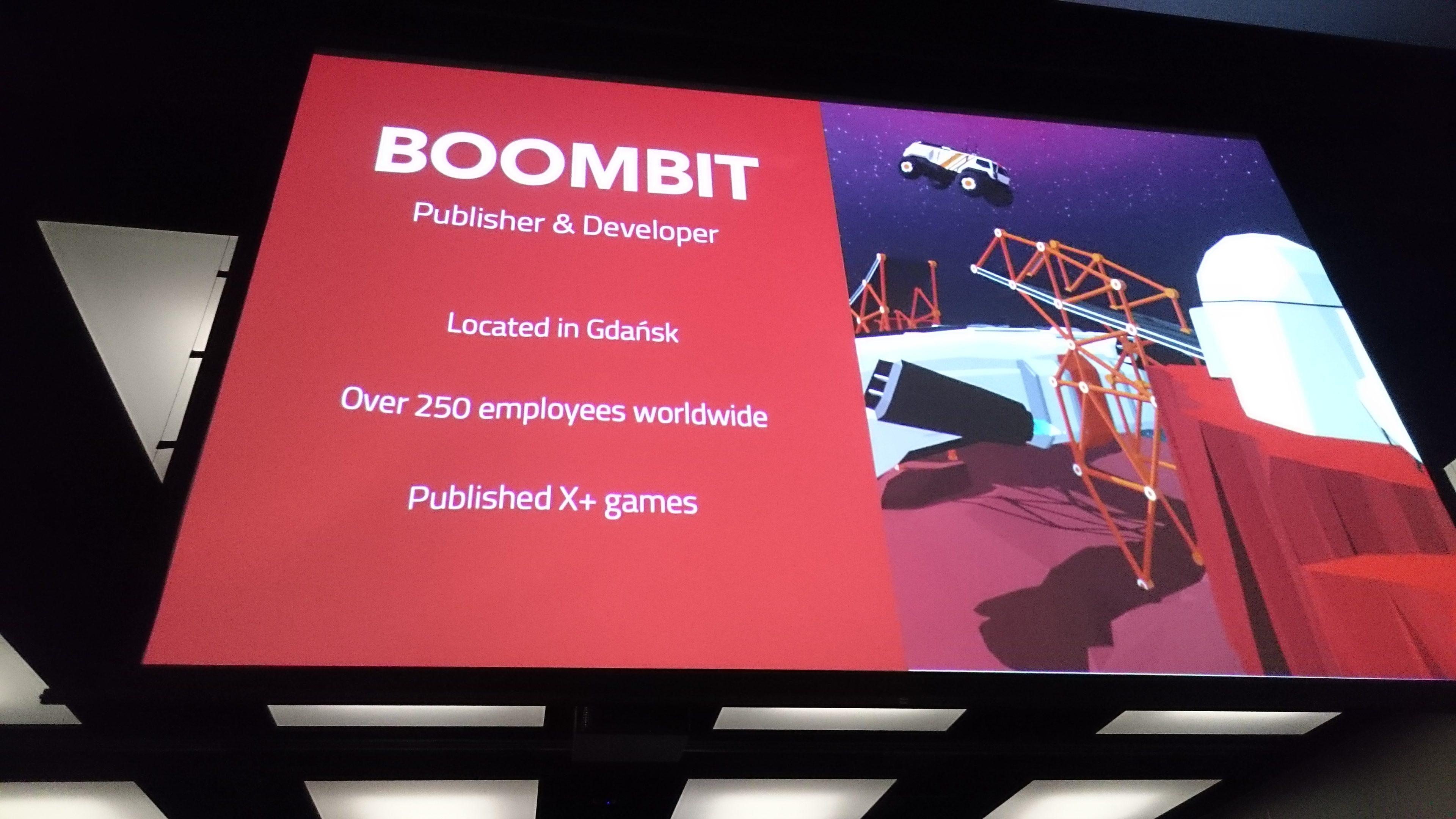 Prezentacja firmy Boombit