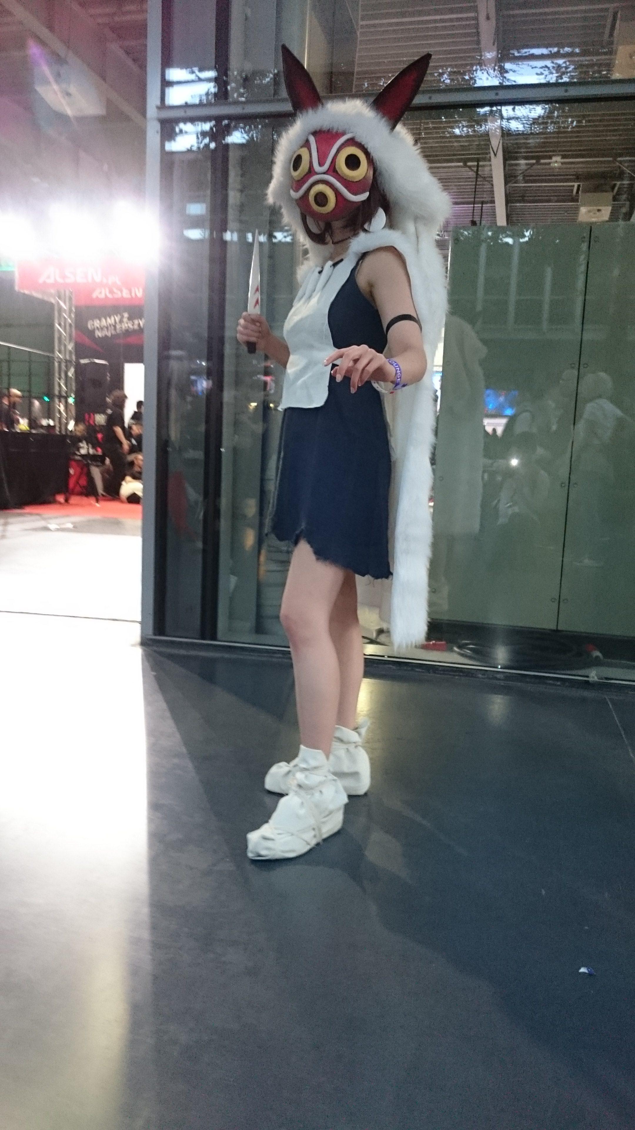 Mai Linh w cosplayu