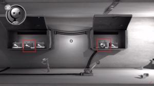 Akumulatory na poziomie Dołączono baterie w dodatku Metro do gry Escape Plan