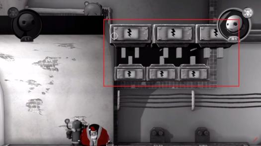 Poziom Dotykamy w dodatku Metro do gry Escape Plan