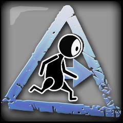Escape Plan - ikona srebrnego trofeum