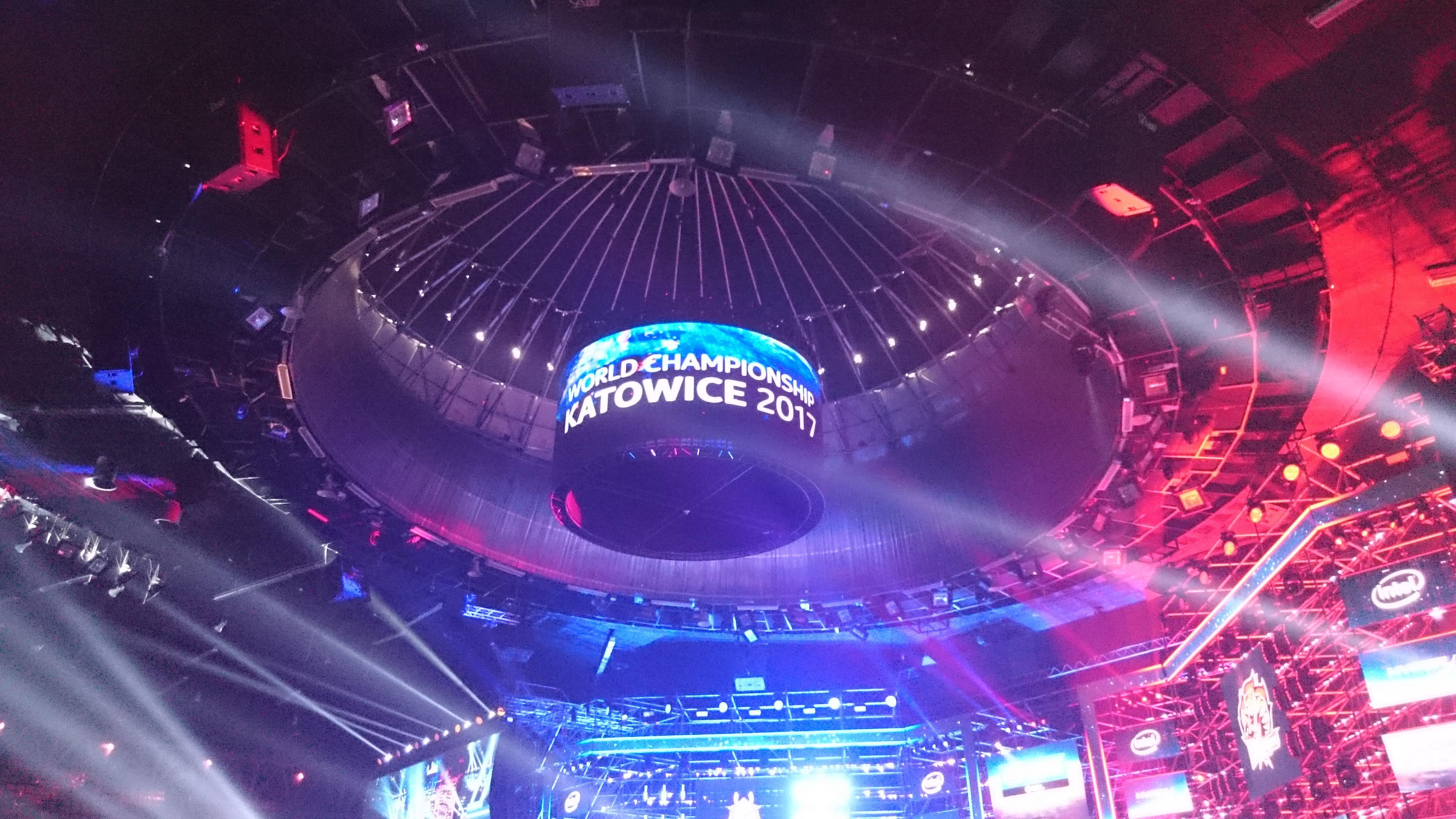 Intel Extreme Masters Worlds Championships 2017 w Katowicach