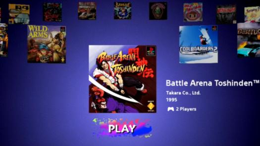 20 gier konsoli PlayStation Classic
