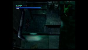 Czołganie się w Metal Gear Solid