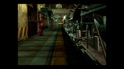 Jakość grafiki w Final Fantasy VII