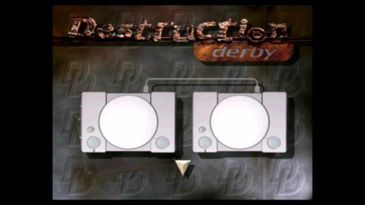 Połączone konsole w Destruction Derby