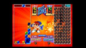 Wygrana w Puzzle Fighter II Turbo