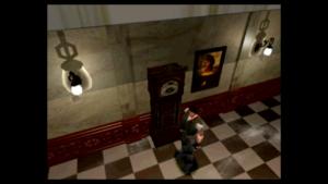 Zrzut ekranu z gry Resident Evil Director's Cut