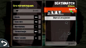 Oczekiwanie na grę w trybie gotowoście w grze Worms Revolution Extreme