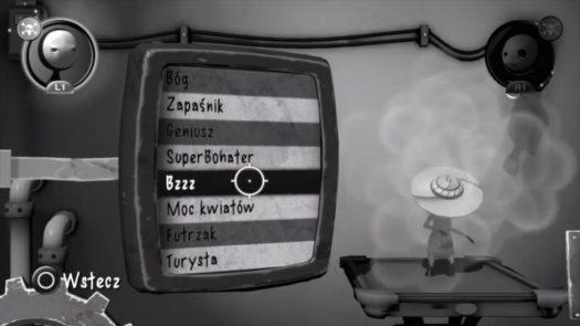 Wybór kostiumów w grze Escape Plan