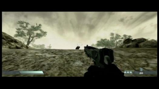 Średnia złożoność otoczenia w grze Killzone HD