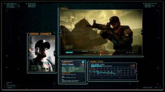 Arran Danner - główny bohater w grze Killzone: Najemnik