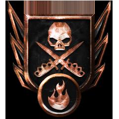 Killzone - ikona brązowego trofeum
