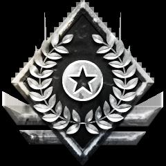 Killzone - ikona srebrnego trofeum