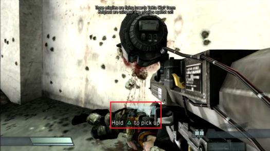 Lokalizacja pistoletu maszynowego M66 SD w pierwszej misji rozdziału 9 - Hidden Pasts