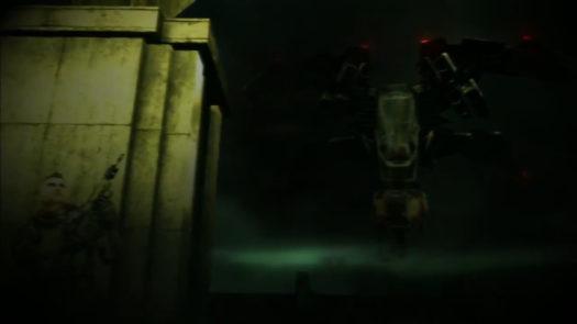 Pierwsze spotkanie z ATAC-iem w grze Killzone 2