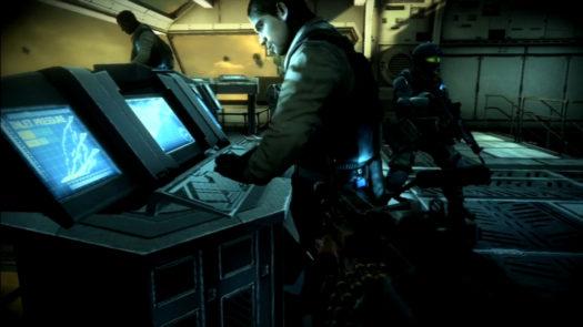 """Pisanie """"w klawiaturze"""" w grze Killzone 2"""