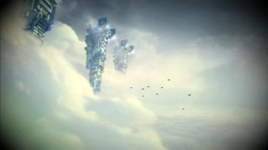 Przykład sekwencji filmowej z gry Killzone 2