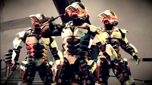 Przykładowi przeciwnicy w grze Killzone 3