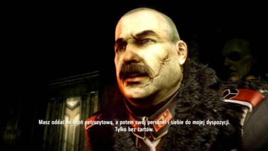 Przypominający Stalina - admirał Orlock