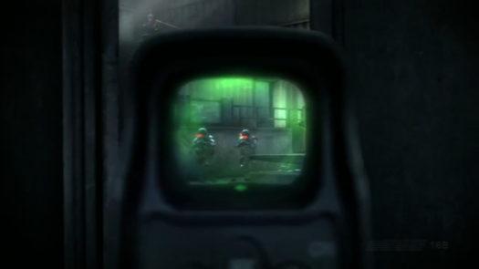 Zrzut ekranu z gry Killzone 2