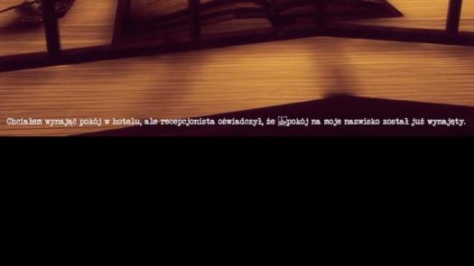 Literówka w tłumaczeniu gry Bohemian Killing