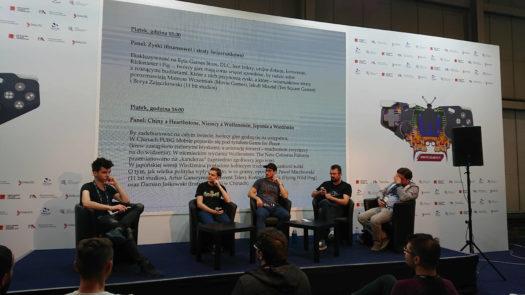 Panel dyskusyjny w strefie Indie podczas PGA 2019